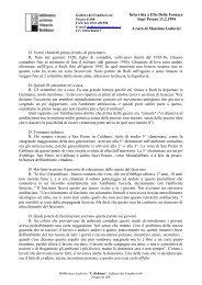 Intervista a Elio Della Fornace Anpi Pesaro 11.2.1994 A cura di ...
