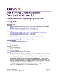 wstx-wscoor-1.1-spec-errata-os.pdf: WS-Coordination v1.1 ...