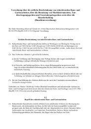 Hauslärmverordnung - Stadt Abensberg