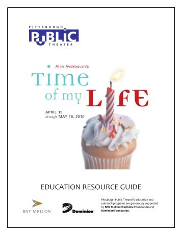 Time of My Life by Alan Ayckbourn - Pittsburgh Public Theater
