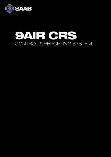 9AIR CRS Brochure - Saab