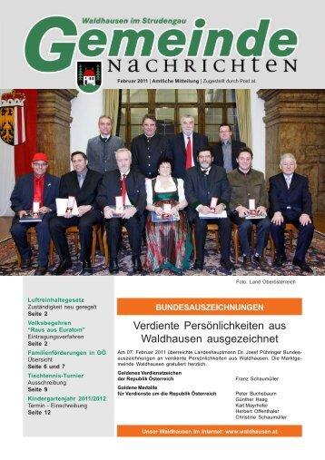 A _ Gemeinde-Nachricht Waldhausen 2011-02.pmd