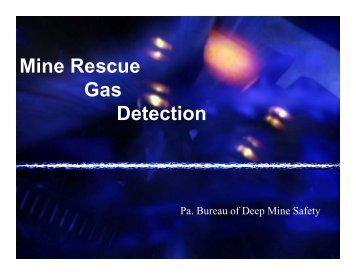 Mine Gases - Usmra.com
