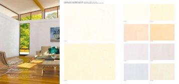 CANOVA - Cartella colori - Edilio