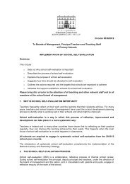 Circular 0039/2012 - Department of Education and Skills
