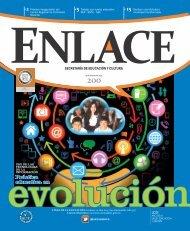 Enlace N° 200 - Secretaría de Educación y Cultura
