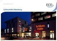 Schlosshöfe Oldenburg
