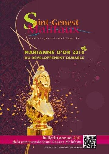 télécharger le PDF - 10,8 MO - Saint-Genest-Malifaux