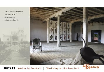 Workshop at the Danube I - 418 Gallery