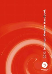 Technical Membership Handbook - Gymnastics Australia