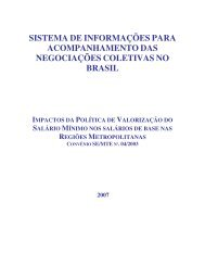 Metodologia para a Realização de Diagnóstico de Mercado de ...