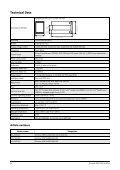 Emotron M20 Shaft Power Monitor - Page 4