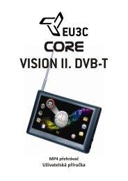 CORE VISION II. DVB-T - EU3C