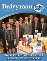 December 2009 - Swiss Valley Farms