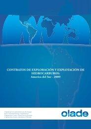contratos de exploracion - OLADE - Organización Latinoamericana ...