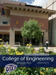 Strategic Plan 2009-2014 - College of Engineering - University of ...