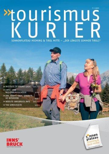 Download Ausgabe 8 / 2011 - Mieminger Plateau