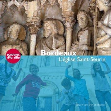 L'église Saint-Seurin - Bordeaux