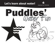 Coloring Book for Kids bw - AW.indd - American Water