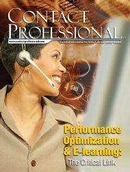 Performance Optimization &E-learning - Ulysses Learning