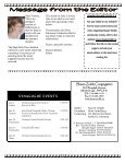 Reflections - Shaare Zedek Congregation - Page 2