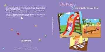 Lilia Rosa y una sondita muy curiosa