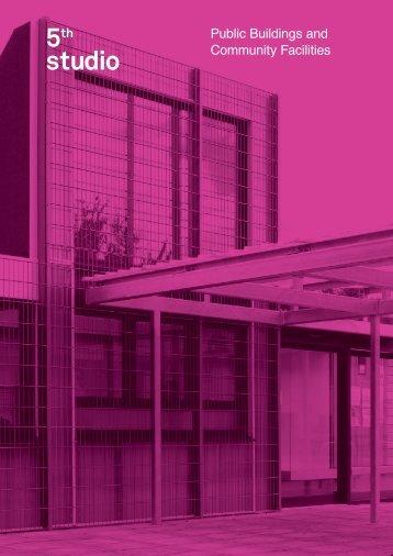 Public Buildings and Community Facilities - 5th Studio