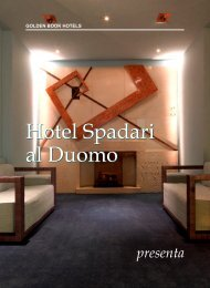 eBook Hotel Spadari - Golden Book Hotels