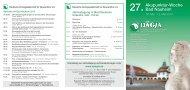 Jahrestagung in Bad Nauheim - bei der DÄGfA