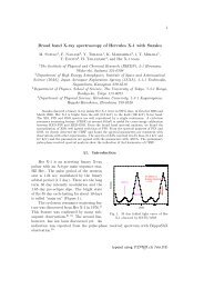 Broad band X-ray spectroscopy of Hercules X-1 with Suzaku