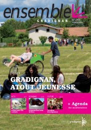 Forums dans la ville - Gradignan
