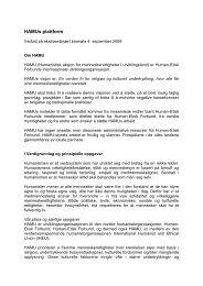 Forslag pr - Human-Etisk Forbund