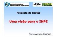Marco Antonio Chamon - Inpe
