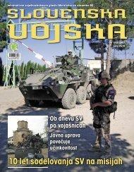 Letnik XV/9 - Ministrstvo za obrambo