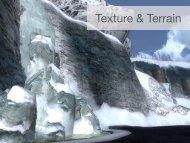 Texture & Terrain