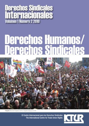 Derechos humanos - International Centre for Trade Union Rights