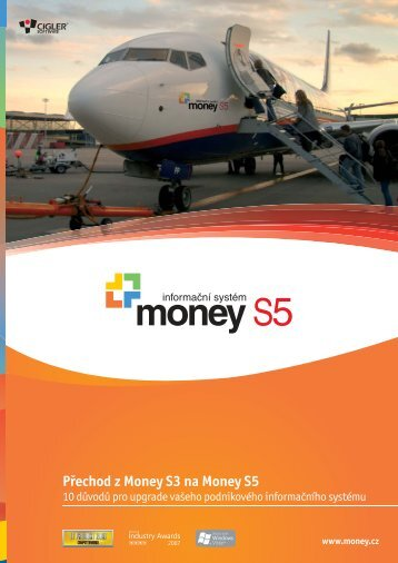 money S5 - Cígler software, a.s.