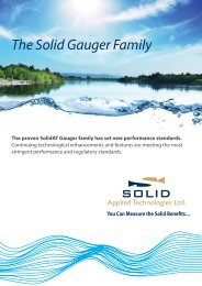 The Solid Gauger Family