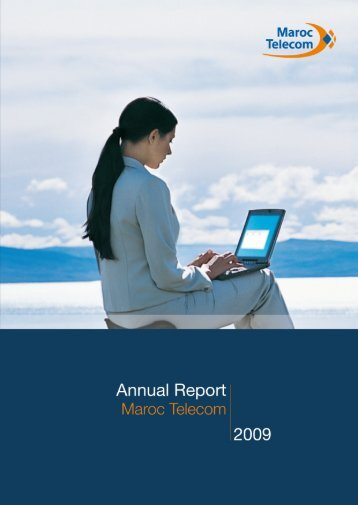 Annual Report Maroc Telecom