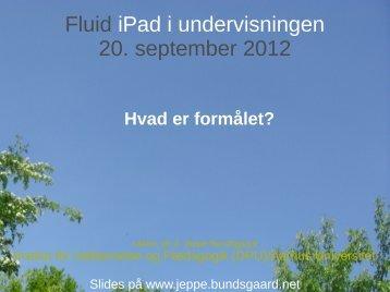 stilladserende læremidler - Jeppe Bundsgaard - bundsgaard.net