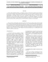 FALSIFICAÇÃO DE ENDEREÇOS IP: UM PERIGO QUE RONDA OS ...