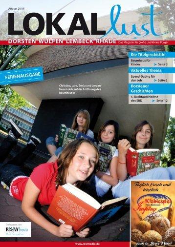 ferienzeit in Dorsten - RSW Media