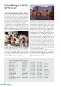 AG Botanik - Fachbereich 5 Biologie - Universität Osnabrück - Page 6