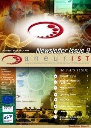 IN THIS ISSUE - cistib - Universitat Pompeu Fabra