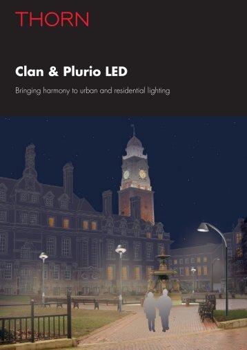 Clan & Plurio LED - THORN Lighting