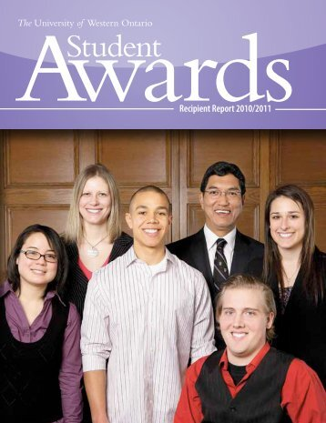 Student - Western News - University of Western Ontario