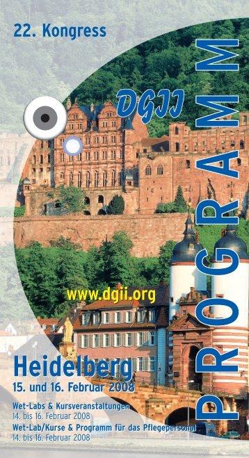 Heidelberg - Deutschsprachige Gesellschaft für Intraokularlinsen ...