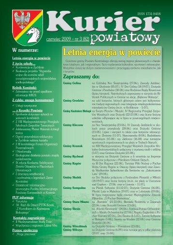 Kurier Powiatowy nr 3(82) - Powiat koniński