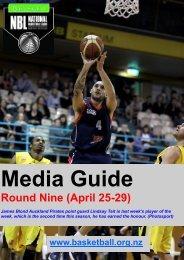Round Nine (April 25-29)