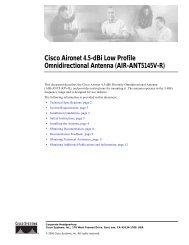 Cisco Aironet 4.5-dBi Low Profile Omnidirectional Antenna - Icecat.biz